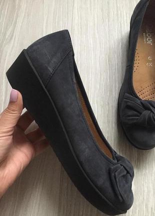 Кожаные туфли мокасины hotter1 фото