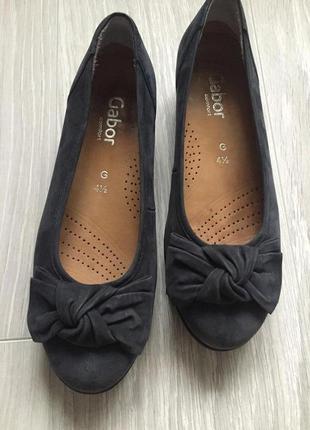 Кожаные туфли мокасины hotter3 фото