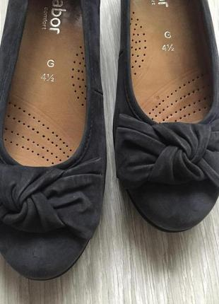 Кожаные туфли мокасины hotter4 фото