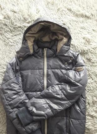Шикарна куртка geox на 12 лет