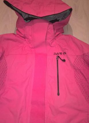 Куртка dare2b рожева розовая мембранная мембрана