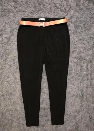 Классические чёрные брюки  бренд persona
