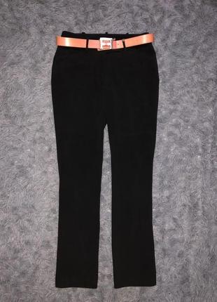Крутые /модные брюки  классика/чёрные бренд всеми известен  calvin klein