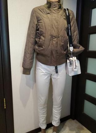 Куртка короткая стеганая dorothy perkins