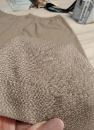 Отличные брэндовые стильные классические брюки штаны прямые большого размера10 фото