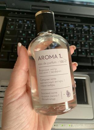Духи aroma 1 супер запах sestersaroma
