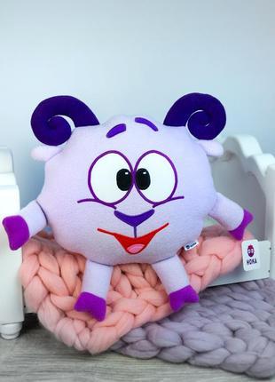 Мягкая игрушка - подушка бараш смешарики