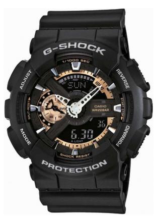 Годинник часы casio ga-110rg-1aer