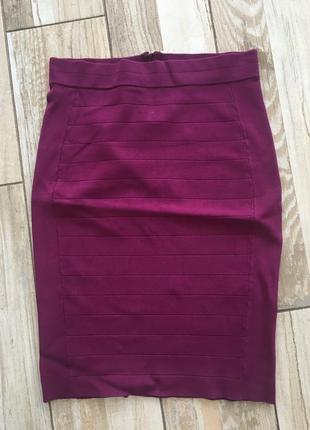 Бандажная юбка karen millen