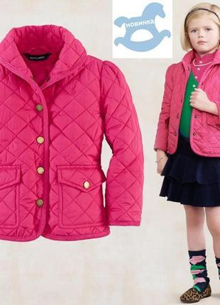 Демисезонная куртка polo ralph lauren