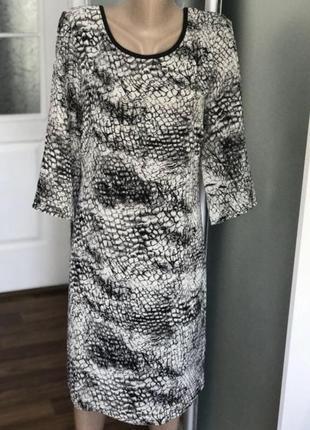 Платье большого размера ⭐️хл2 фото