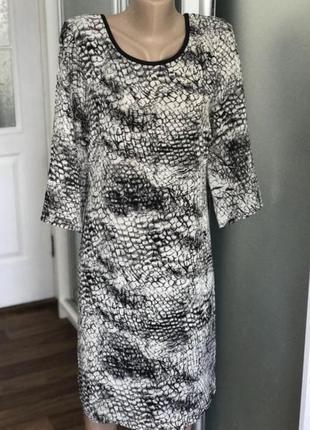 Платье большого размера ⭐️хл4 фото