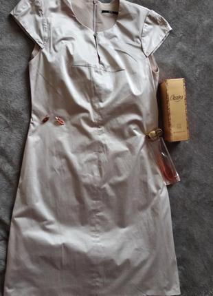 Шикарное платье boss, размер 38
