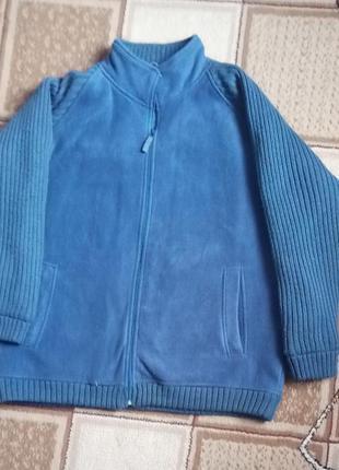 Куртка, кофта флис, дуже тепла ewm