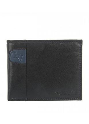 Мужской кожаный кошелек cavaldi n992-scv