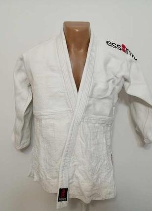 Кимоно essimo толстое, для боевых искусств, 160