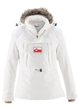 💎💖розпродаж колекції! bonprix лыжная молочная термоактивная куртка 3xl доставка сутки