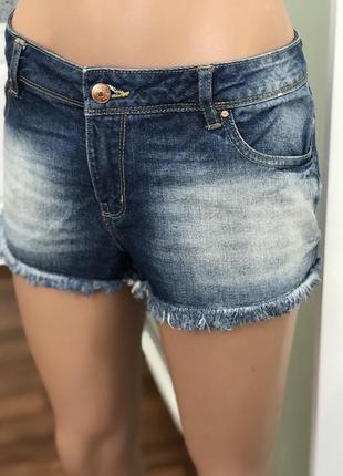 Шорты джинсовые denim