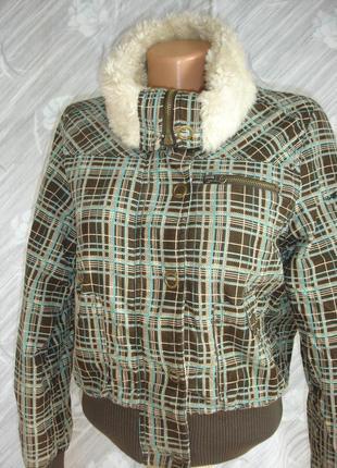 """Демисезонная вельветова куртка"""" denim co"""" madrid2 фото"""