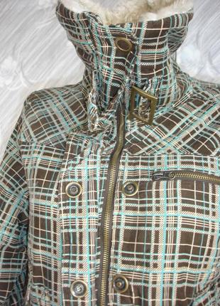 """Демисезонная вельветова куртка"""" denim co"""" madrid3 фото"""