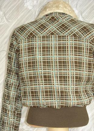 """Демисезонная вельветова куртка"""" denim co"""" madrid4 фото"""