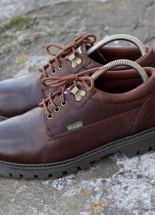 Туфлі ботинки wrangler. оригінал.