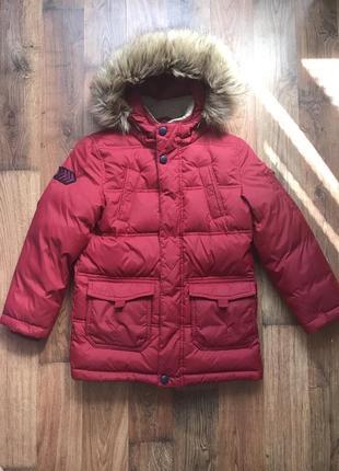 Зимняя куртка palomino c&a