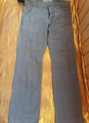 Стильные штаны в клетку mac raik 48-52р.