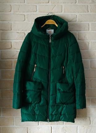 Тёплая, зимняя куртка пуховик
