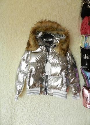 ✅  дутая куртка