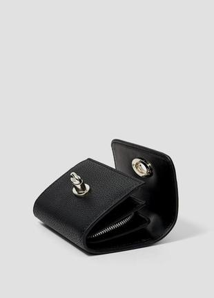 Маленький вместительный кошелек  stradivarius оригинал