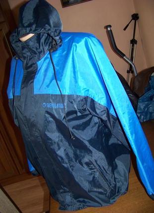 Водо и ветро защитная спортивная куртка trevolution 152 см