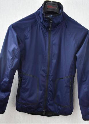 Функциональная ветро влагозащитная куртка ветровка бег вело спорт crane