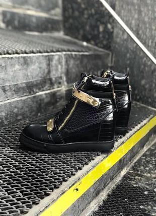 Ботинки 💣 сапоги ◾️ сникерсы на танкетке