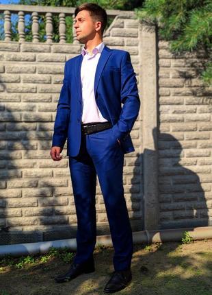 Деловой костюм (выпускной костюм)
