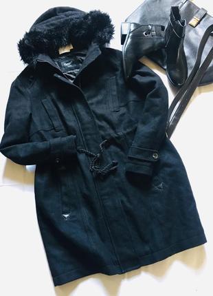 Пальто свободного кроя демисезонное пальто c&a