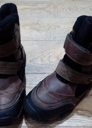 Черевики, чоботи flash (сапоги)
