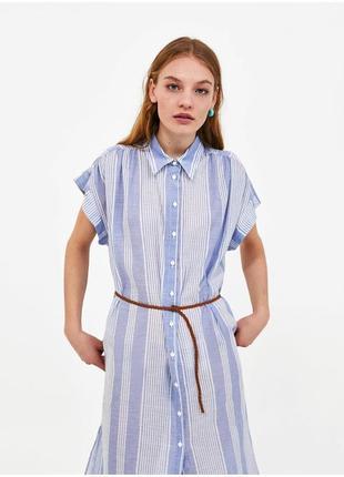 Легкое платье zara