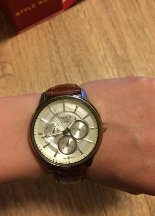 Casio годинник часы