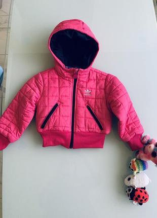 Термо куртка  adidas adigirl
