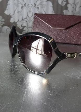 Gucci оригинал очки с чехлом складным