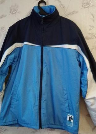 Мужская куртка fishbone с флисовой подкладкой