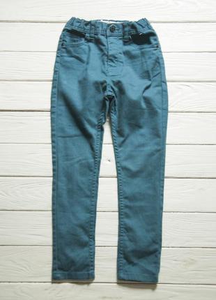 Джинсы цвета морской волны от denim&co штаны брюки