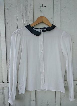 Офисная блузка