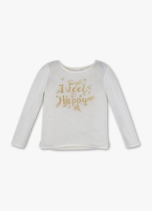 Легкий светр, р.104-110, c&a, німеччина / свитер, джемпер