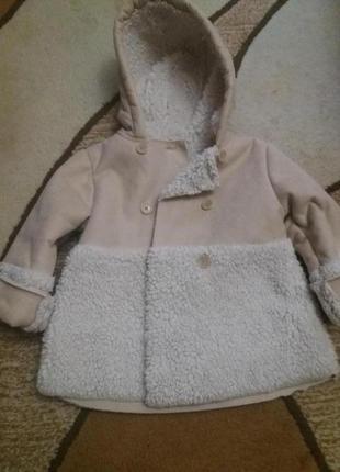 Дубленочка пальто