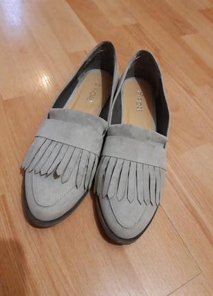 Туфли fiore  matalan, размер 38.5