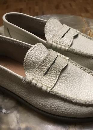Детские туфли мокасины для мальчика