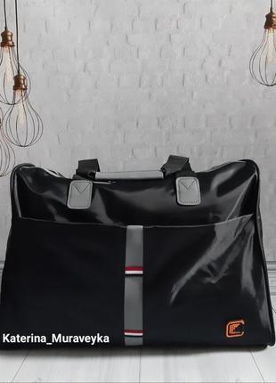 Дорожная сумка, унисекс.