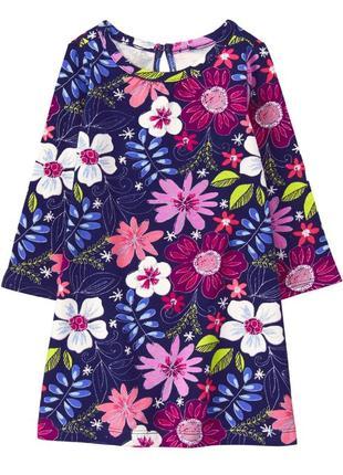 Бавовняна сукня, 5-6 років, gymboree / платье